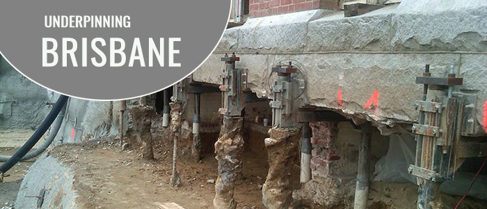 Underpinning Split Yard Creek