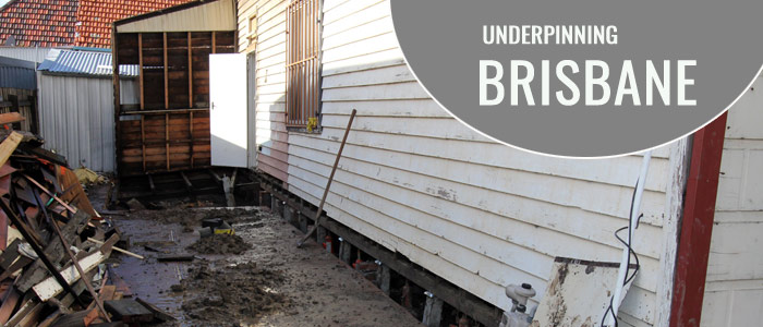 Underpinning Browns Plains