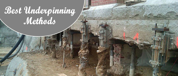 Underpinning Burwood Heights