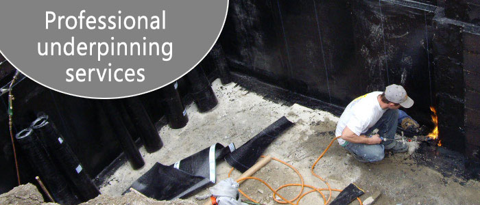 Best Underpinning Services Collins Street West