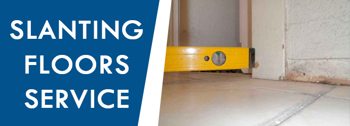 Slanting Floors Services in Melbounre
