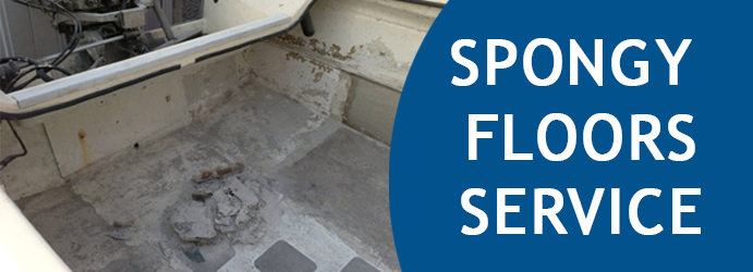 Spongy Floors Service in Gilderoy
